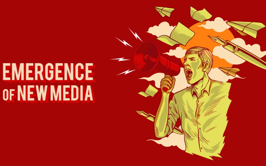 New Media and its impact on PR practice